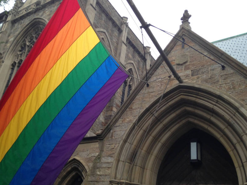 North texas conference ordains openly gay pastor